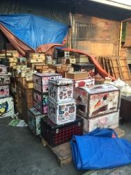 trunk storage boxes