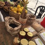 organic goodies at Mandala Park